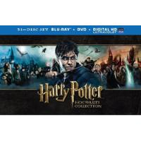 Blu-ray Gift Set Harry Potter Hogwarts Collection Americano comprar usado  Bauru