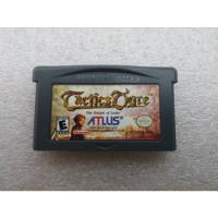 Gba: Tactics Ogre The Knight Of Lodis Rpg Original Americano comprar usado  Petrópolis