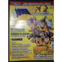 Revista Ultra Jovem N 4 Alone In The Dark Dragon Ball Pôster, usado comprar usado  Contagem