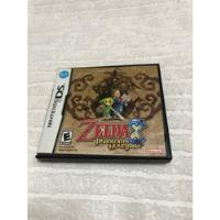 The Legend Of Zelda Phantom Hourglass (nintendo Ds, 2007) comprar usado  Brasília