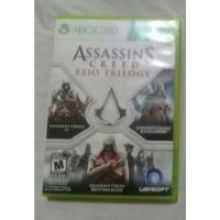 Assassin's Creed Ezio Trilogy, usado comprar usado  Mauá