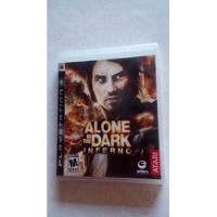 Alone In The Dark Inferno Completo Ps3 Mídia Física Raro, usado comprar usado  Ipatinga