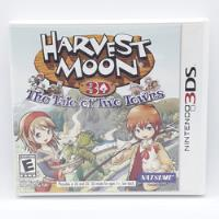 Harvest Moon 3d The Tale Of Two Towns Nintendo 3ds Jogo Game comprar usado  Porto Alegre