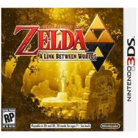 The Legend Of Zelda: A Link Between Worlds - Semi Novo ! comprar usado  Brasília
