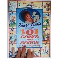 101 Games And Songs For Kids To Play And Sing Shari Lewvis comprar usado  São José dos Campos