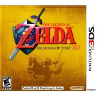 The Legend Of Zelda: Ocarina Of Time 3d - Semi Novo !  comprar usado  Brasília