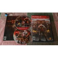 Ps2 God Of War 2 Original Americano comprar usado  Nova Iguaçu