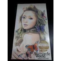 Cd+dvd Ayumi Hamasaki Mirrorcle World Ver. B Depend On You comprar usado  Curitiba