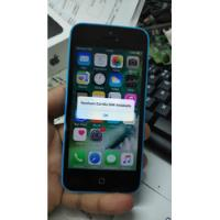 Apple iPhone 5c 16gb Azul 400 A Vista comprar usado  Itaperuna