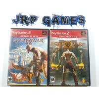 god of war 1 playstation 2 comprar usado  Porto Alegre