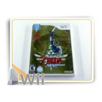 The Legend Of Zelda Skyward Sword Original Nintendo Wii comprar usado  Itumbiara
