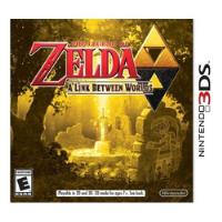 The Legend Of Zelda: A Link Between Worlds - 3ds - Gamercado comprar usado  Belo Horizonte