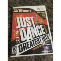 Just Dance Greatest Hits - Wii A01 comprar usado  Santos