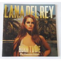 Cd Lana Del Rey - Born To Die - The Paradise Edition, usado comprar usado  Belo Horizonte