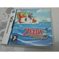 Usado, The Legend Of Zelda: Phantom Hourglass! P/ Nintendo Ds, 3ds  comprar usado  Belo Horizonte