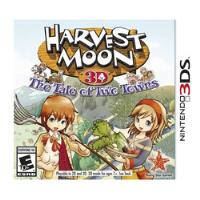 Harvest Moon The Tale Of Two Towns Nintendo 3ds Usado , usado comprar usado  Leme