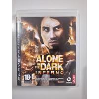 Alone In The Dark Inferno Original Ps3 Playstation 3 Física comprar usado  Cascavel