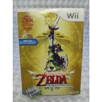 The Legend Of Zelda: Skyward Sword Wii / Wii U + Luva E Cd, usado comprar usado  Piracicaba