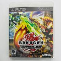 Usado, Bakugan Defenders Of The Core Ps3 Mídia Física comprar usado  Diadema