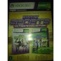 xbox 360 kinect sports ultimate collection comprar usado  Torres