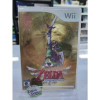 The Legend Of Zelda Skyward Sword Nintendo Wii Completo + Cd comprar usado  Piracicaba