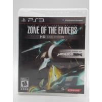 Zone Of The Enders Hd Collection Play Station 3 Original comprar usado  Campinas
