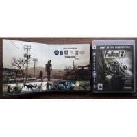 Fallout 3: Game Of The Year Edition - Ps3 comprar usado  Porto Alegre