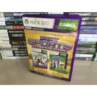 Kinect Sports Ultimate Colection Português Xbox 360 Orig Dvd comprar usado  Recife