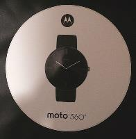 Brand New Motorola Moto 360 Smart Watch for Android Devices 4.3 or Higher BLACK comprar usado  Enviando para Brazil