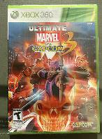 [Rare | Factory Sealed] Ultimate Marvel vs. Capcom 3 for Microsoft Xbox 360 comprar usado  Enviando para Brazil