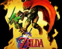 Usado, Big Poster The Legend Of Zelda Ocarina Of Time LO04 90x60 cm comprar usado  Brasil