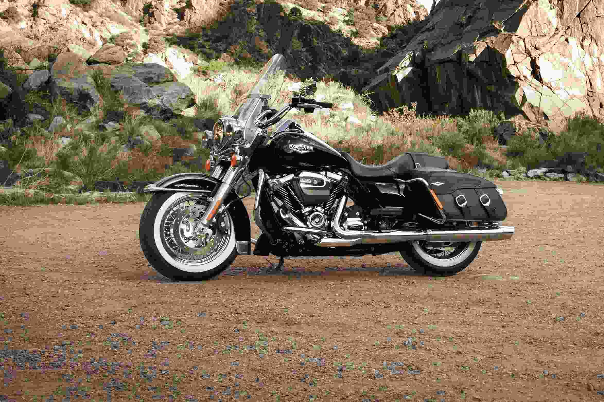 Harley Davidson Road King Classic Comprar Usado No Brasil 43 Harley Davidson Road King Classic Em Segunda Mao
