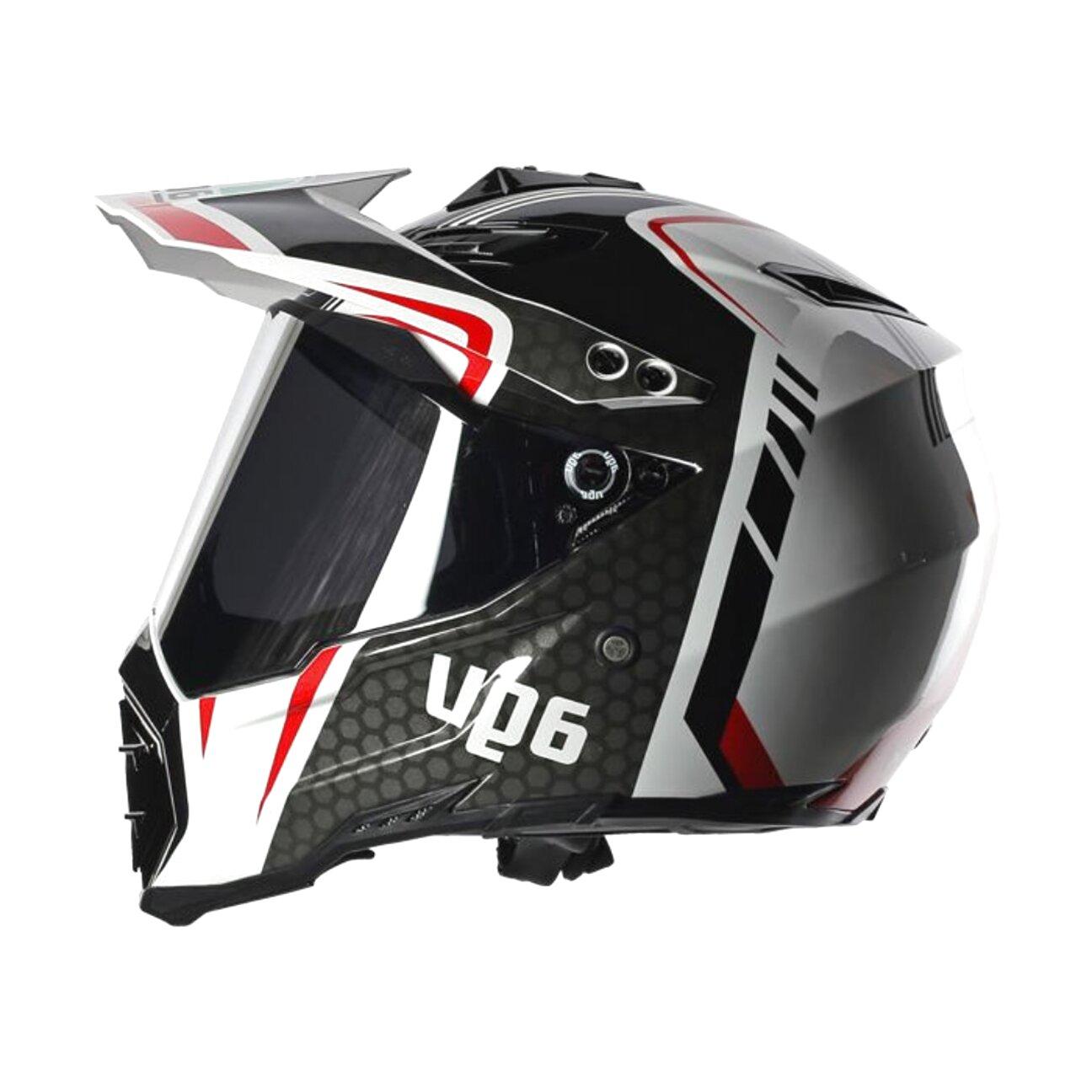 AGV AX-8 EVO Naked Karakum Helmet Review at RevZilla.com