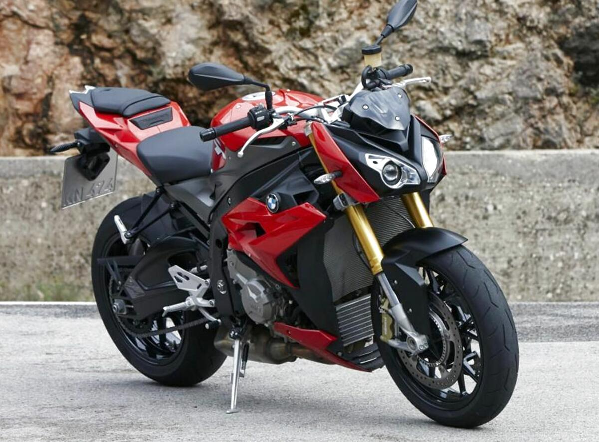 BMW S1000R ABS