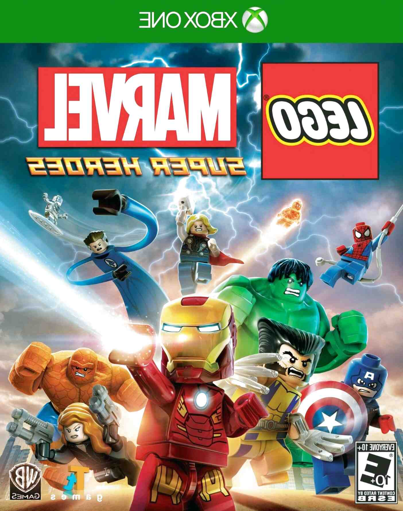 Lego Marvel Xbox One comprar usado no Brasil   40 Lego ...