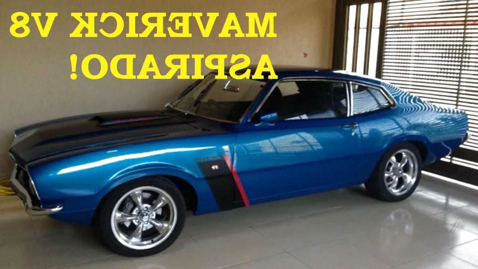 Maverick V8 Comprar Usado No Brasil 144 Maverick V8 Em Segunda Mao